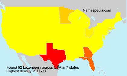 Lazenberry