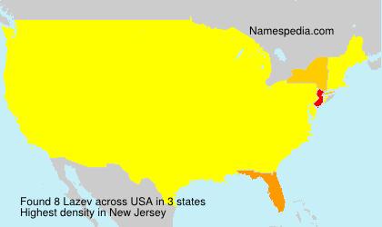 Lazev - USA
