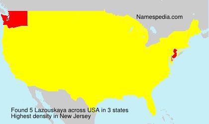 Lazouskaya