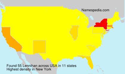 Lennihan - USA
