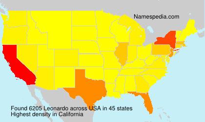 Leonardo - USA