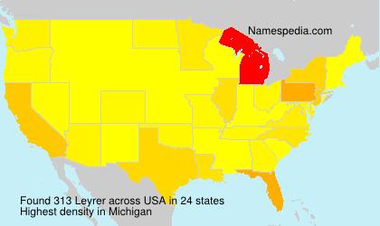 Leyrer - USA