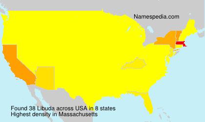 Libuda - USA