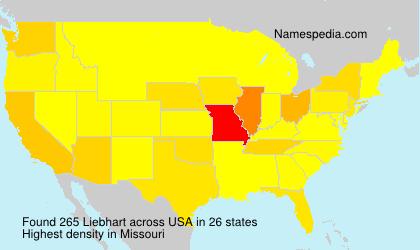 Liebhart - USA