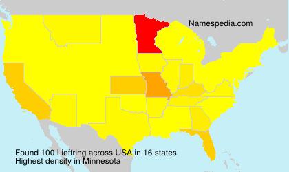 Lieffring - USA