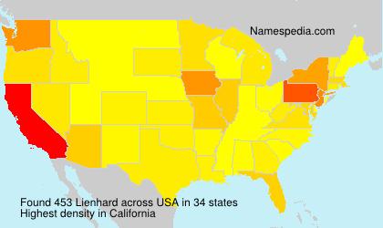 Lienhard - USA
