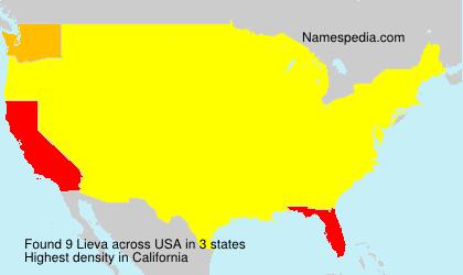 Lieva - USA