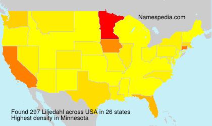Liljedahl - USA