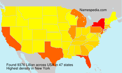 Lillian - USA