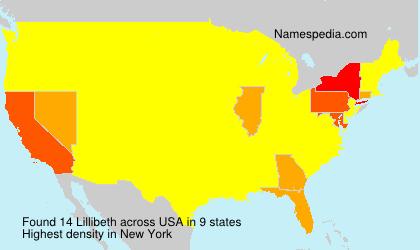 Lillibeth - USA