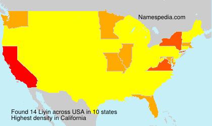 Liyin - USA