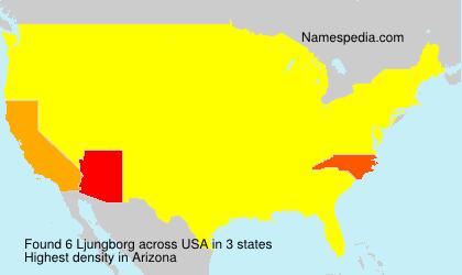 Ljungborg - USA
