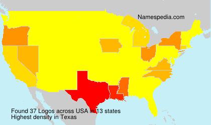 Surname Logos in USA