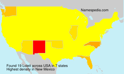 Loleit - USA
