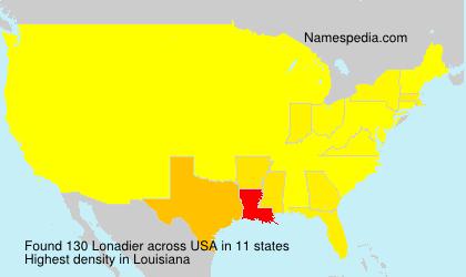 Lonadier - USA