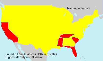 Lonelle - USA