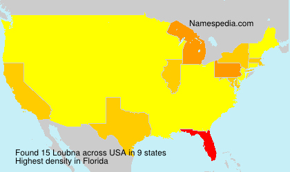 Loubna - USA