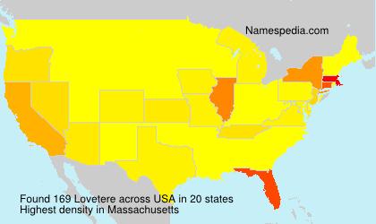 Lovetere - USA