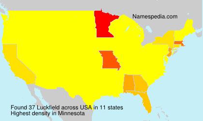 Luckfield - USA