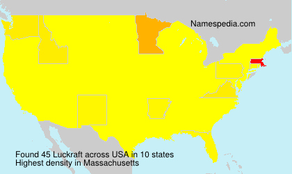 Luckraft - USA