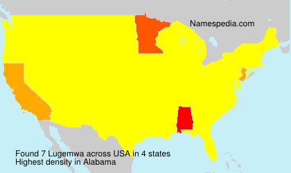Lugemwa - USA
