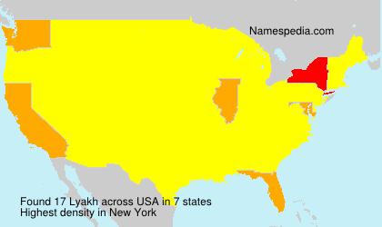 Lyakh - USA