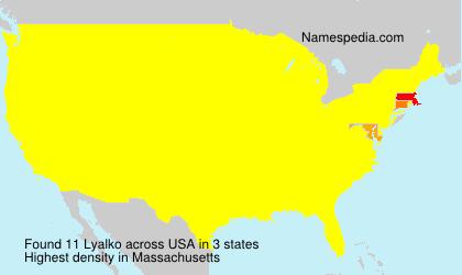 Lyalko - USA