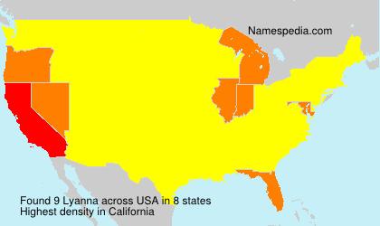 Lyanna - USA