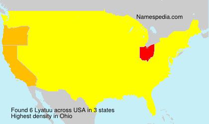 Lyatuu - USA