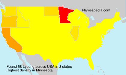 Lyseng - USA