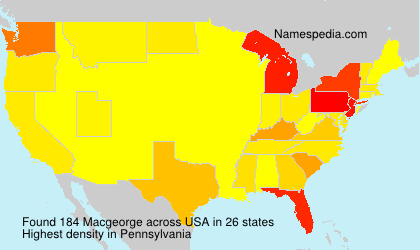 Macgeorge