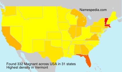 Magnant - USA