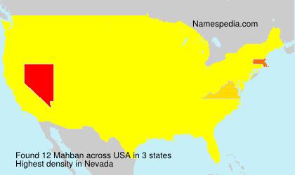 Mahban