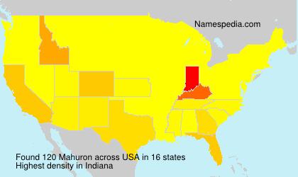 Mahuron - USA
