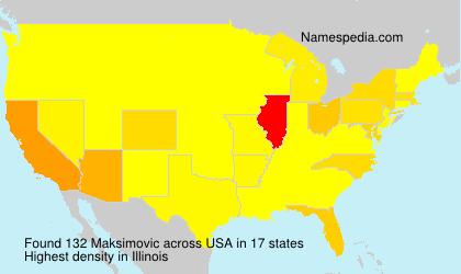 Maksimovic - USA