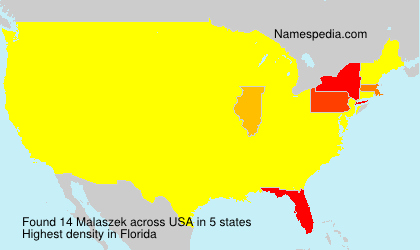 Malaszek - USA