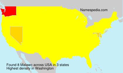 Malawo - USA