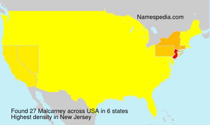 Malcarney