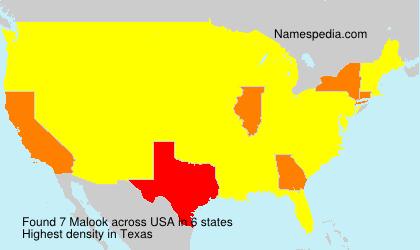 Malook - USA