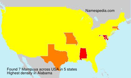 Mampuya - USA