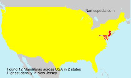 Mandilaras - USA