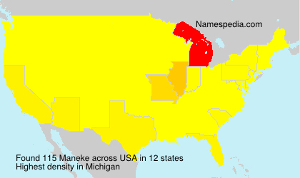 Maneke - USA