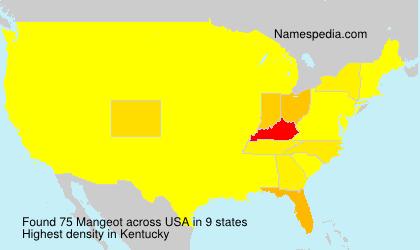 Mangeot - USA