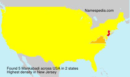 Mankabadi - USA