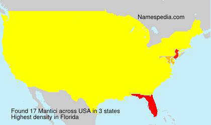 Mantici - USA