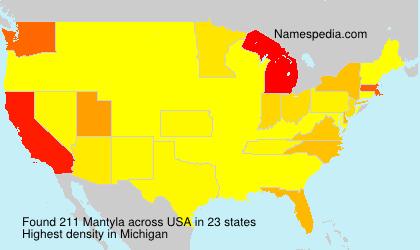 Mantyla