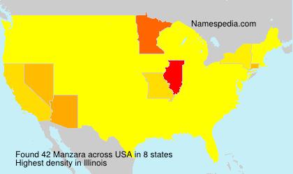 Manzara - USA