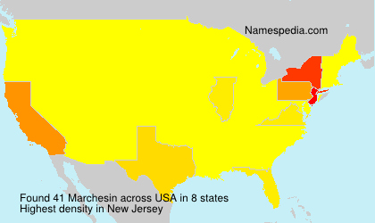 Marchesin - USA