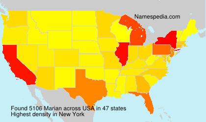 Marian - USA