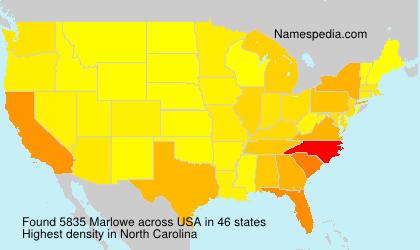 Marlowe - USA